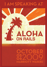 I Am Speaking At Aloha On Rails, The Hawaii Ruby on Rails Conference